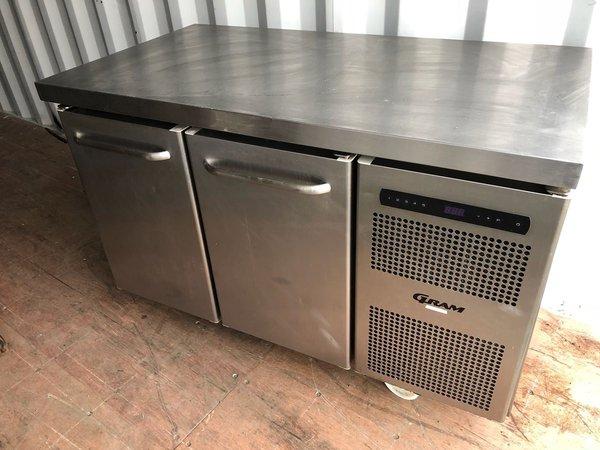 Under counter prep fridge for sale