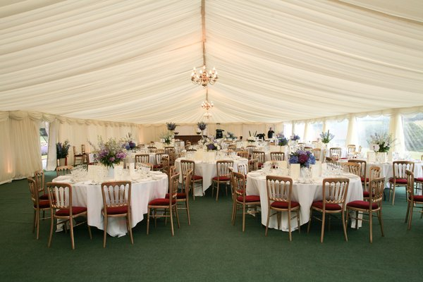Wedding marquee for sale
