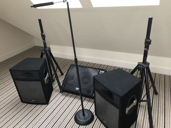 500w PA System for sale