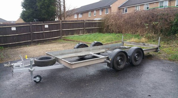 Used trailer for sale