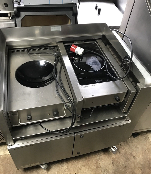Air cleaning system for sale