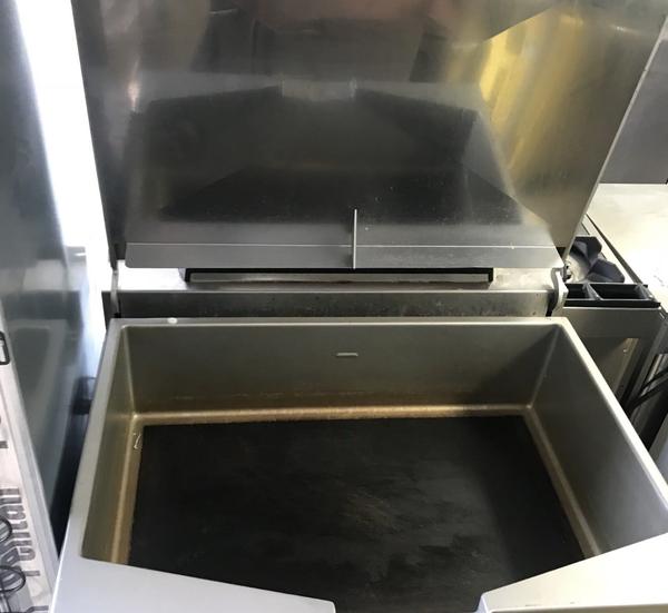 Bratt pan