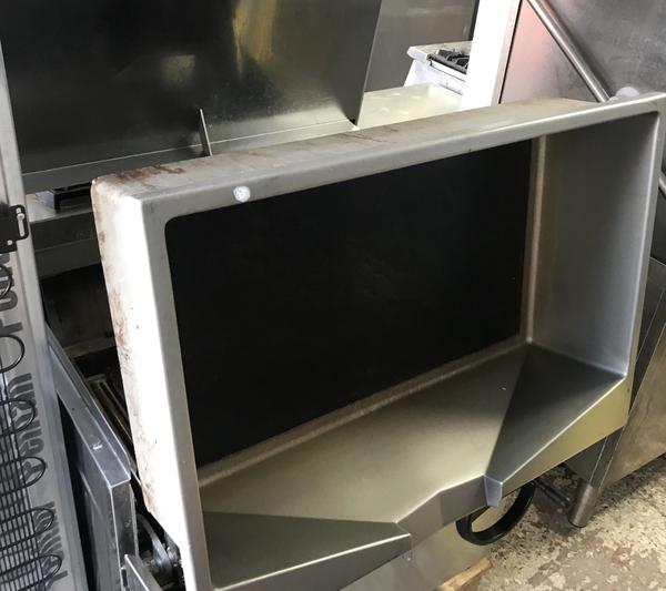 Secondhand Bratt pan