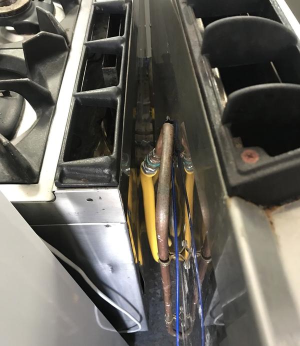 Secondhand tilting bratt pan for sale