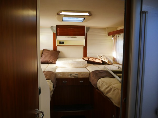 New 4 berth motorhome for sale