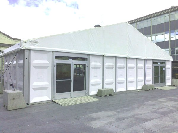 Marquee weight hire