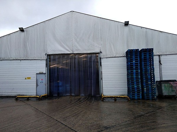Large warehouse Marquee for sale