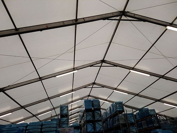 PVC warehouse Marquee for sale