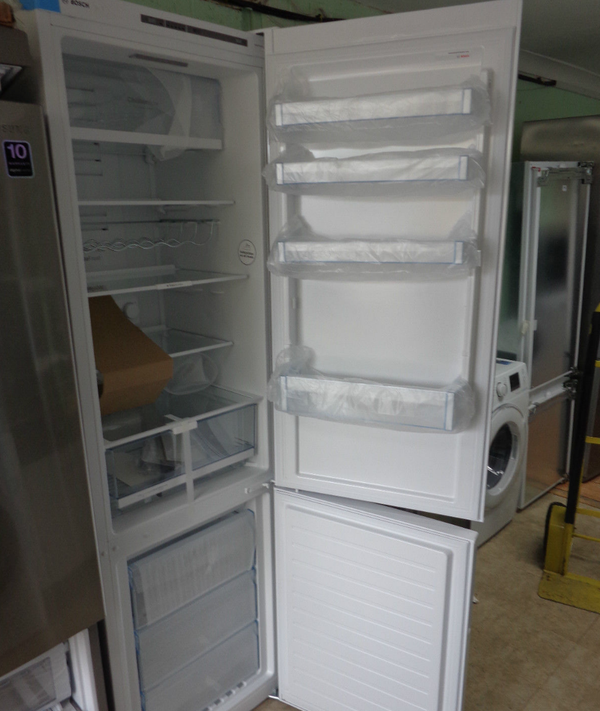 Secondhand domestic freezer