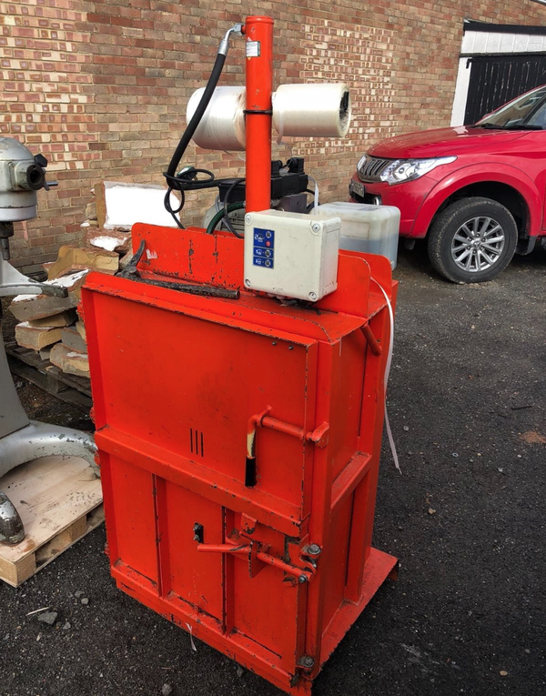 Cardboard crusher for sale