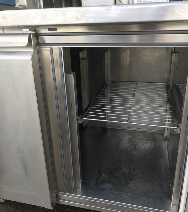 Secondhand prep fridge for sale