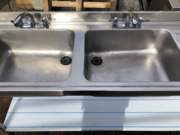 Commercial sink unit for sale