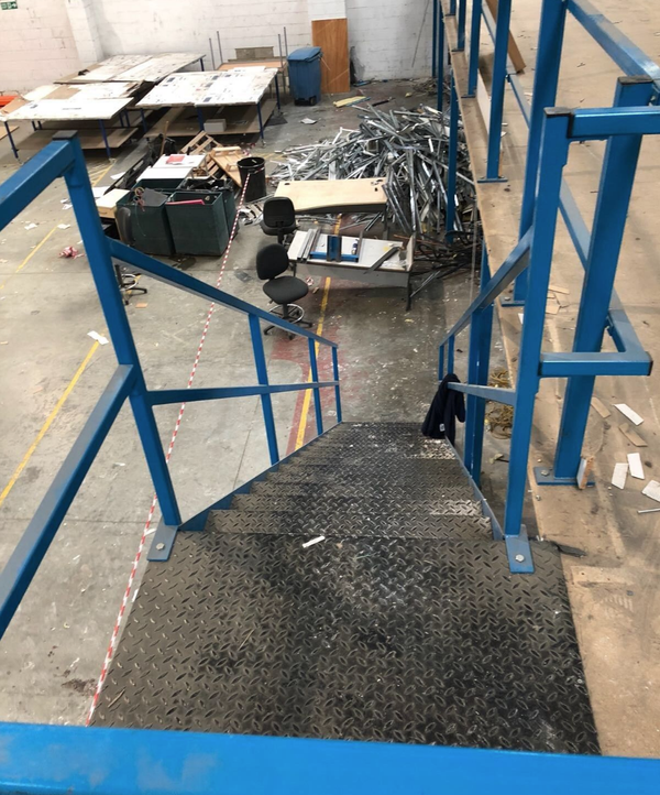 Warehouse flooring for sale