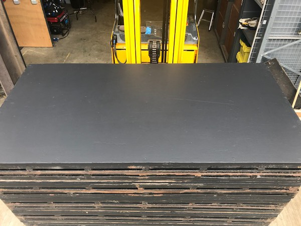 Secondhand stage deck for sale