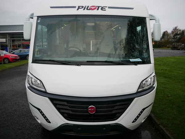 Brand new motorhome for sale