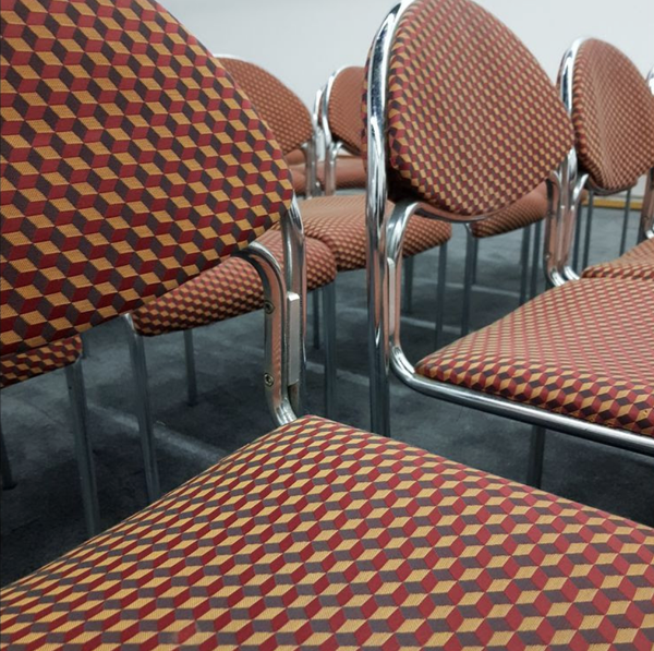 Secondhand 70s chairs