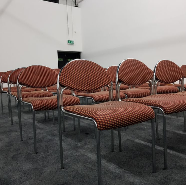 Vintage conference chairs for sale