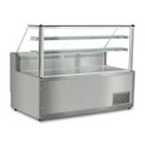 Stainless Steel Refrigerated Counter