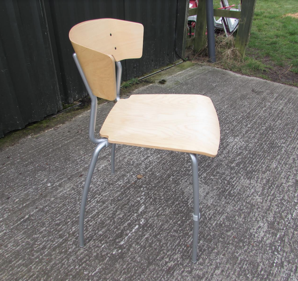 Industrial style chairs for sale