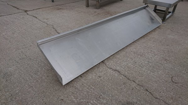 Steel wall shelf for sale