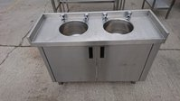 Double bowl sink for sale