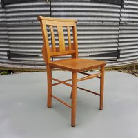 1960s church chairs for sale