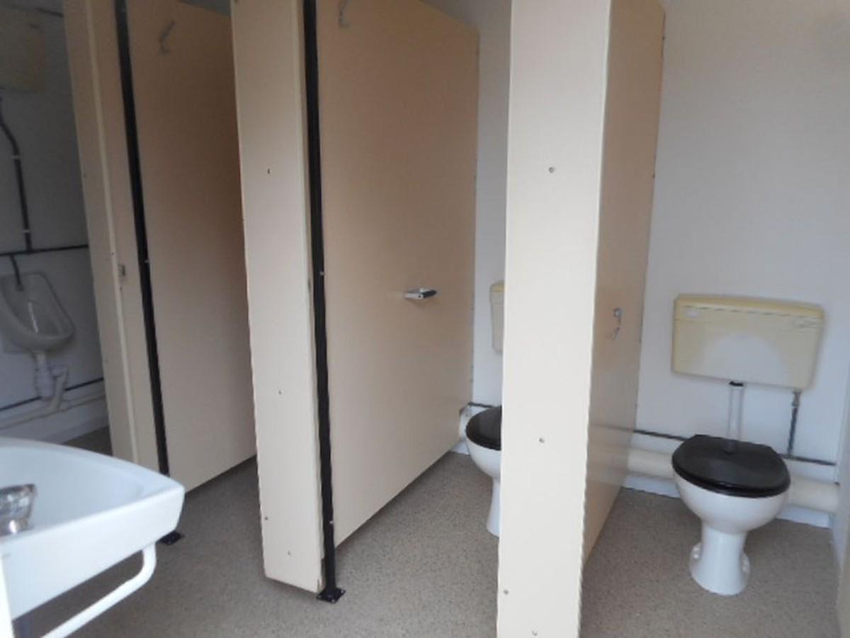 Secondhand Toilet Units Jack Leg Toiletter 16 X 9 Anti-4194
