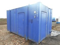 Jack leg Anti vandal toilet block