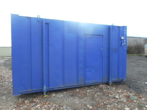 Jack leg site toilet unit for sale