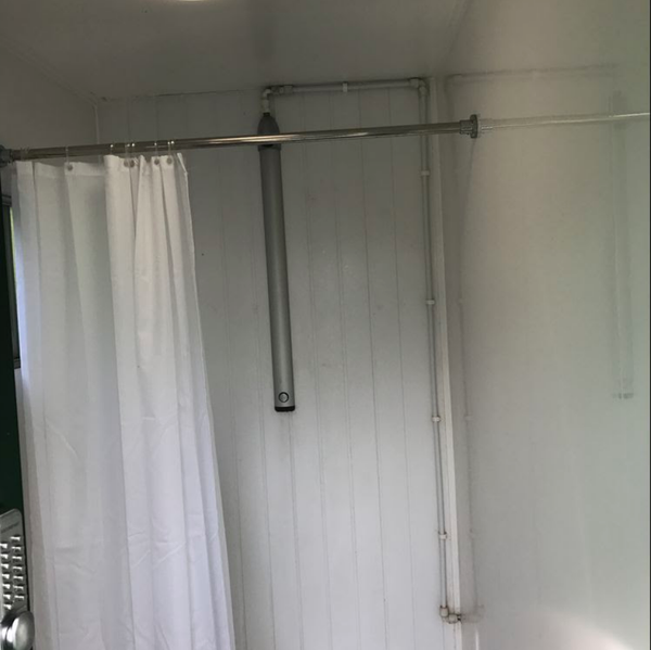 Used shower block for sale