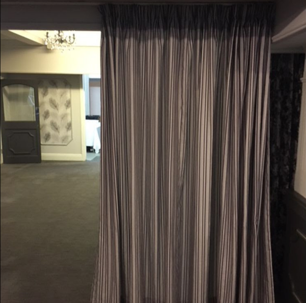 Secondhand curtains