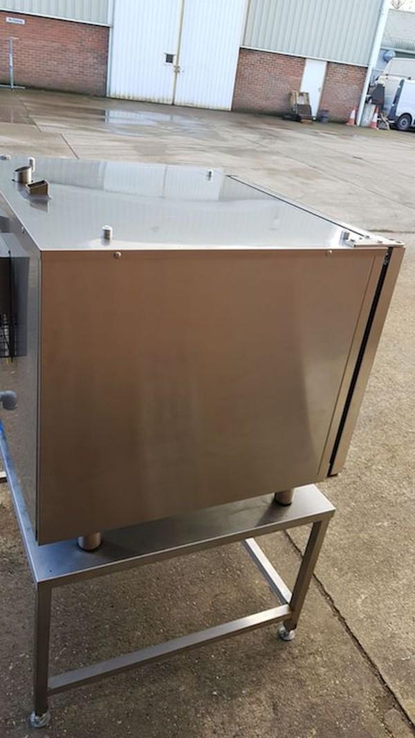 Hobart Chefmate 6 Grid Electric Combi Oven
