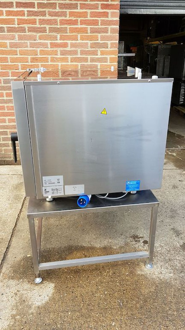 Hobart Chefmate 6 Grid Electric Combi Oven for sale