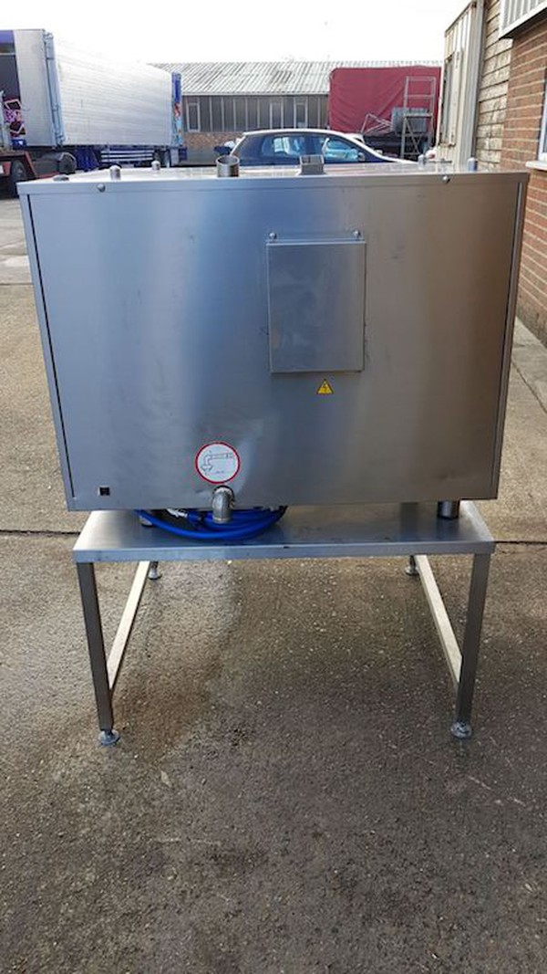 Reconditioned Hobart Chefmate 6 Grid Electric Combi Oven