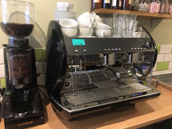 EXPOBAR Carat Automatic Commercial Espresso Coffee Machine
