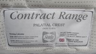 Contract Range Palatial Crest Sealy Mattresses for sale