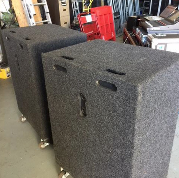 Secondhand Loudspeakers