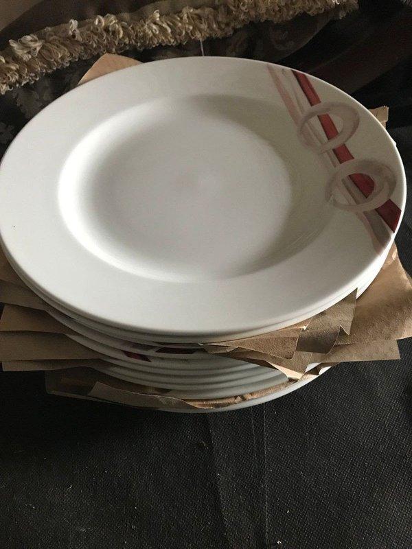 """60x Plates Churchill Tierra Classic Plate 12.5"""""""