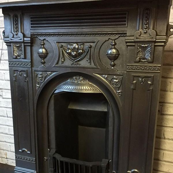 19th Century fireplace