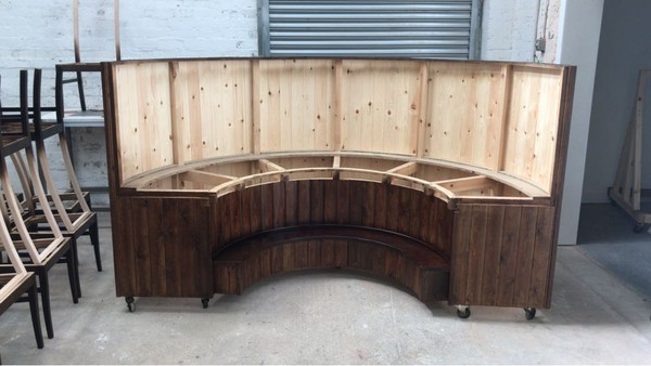 Used Booth