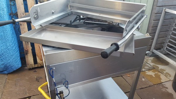 Secondhand chargrill for sale