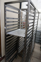 Steel tray racking for sale