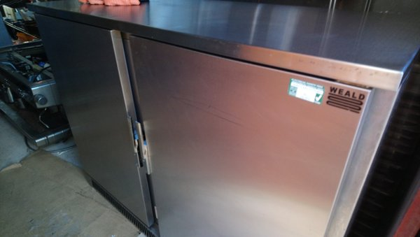 Stainless steel bottle fridge for sale