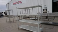 Secondhand shelving for sale