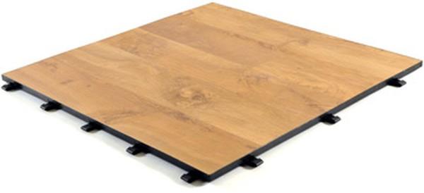 Portable floor makers dance floor