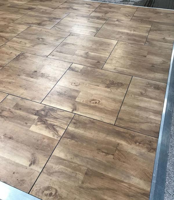 Used dance floors