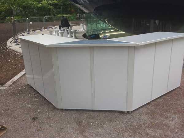 Secondhand Bar units for sale