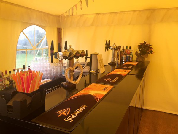 Used mobile bar for sale