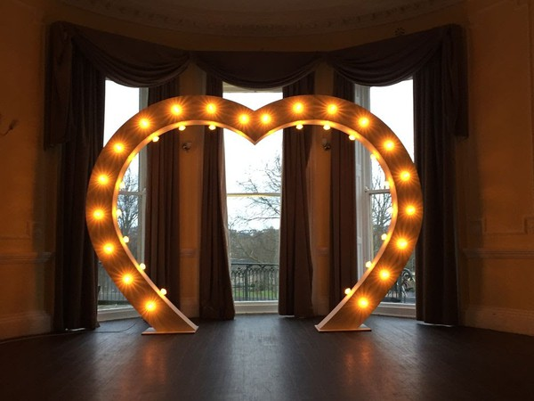 3 piece love heart for sale