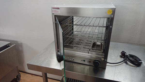 Heated pie warmer for sale